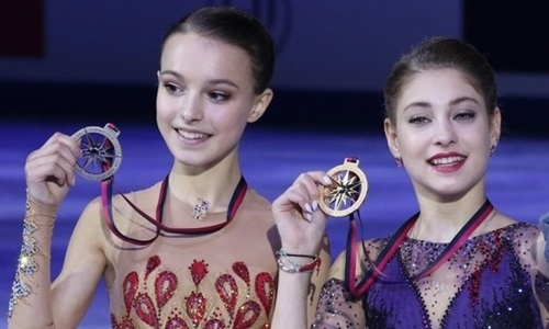 Звездные российские фигуристки высказались о тренере Турсынбаевой