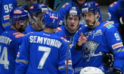 «Скабелка дал сигнал казахстанским хоккейным руководителям». Комментатор КХЛ-ТВ объяснил, почему «Барыс» до сих пор не назначил главного тренера