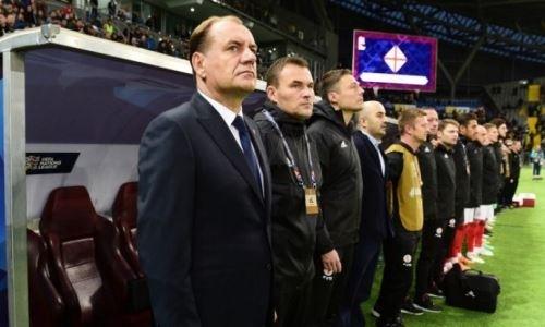 Лучший наставник «Кайрата» последних лет подписал контракт на работу с национальной сборной