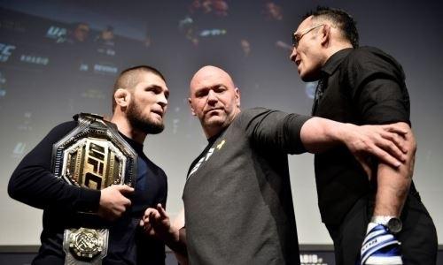 «Гораздо больше шансов». Экс-чемпион UFC в двух весах уверен в победителе уличной драки Хабиба с Фергюсоном
