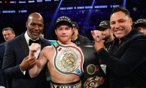 Головкин? Промоутер «Канело» назвал тройку лучших боксеров мира
