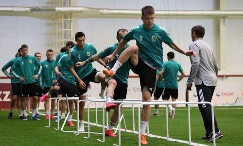 Клуб КПЛ приступил к тренировкам после перерыва