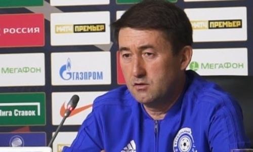 Казахский тренер возглавил клуб российской Премьер-Лиги?