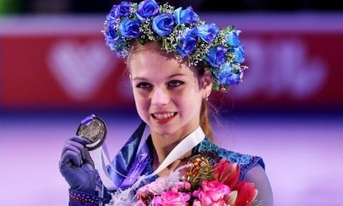 Российская фигуристка после ухода от тренера Турсынбаевой в третий раз попала в Книгу рекордов Гиннесса