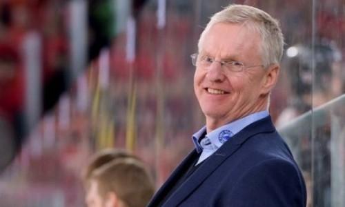 «Широко обсуждалось». Агент тренера призеров чемпионата мира сделал заявление о переговорах с «Барысом»
