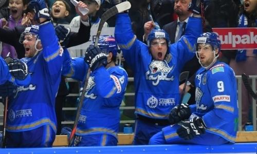 «Барыс» узнал дату старта нового сезона КХЛ
