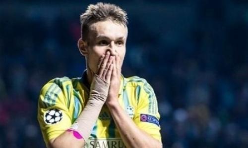 Казахстанский клуб сделал предложение Бауржану Джолчиеву и огласил его зарплату