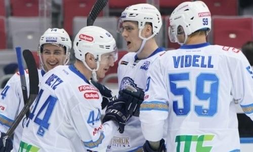 КХЛ объявила о последних изменениях в составе «Барыса»