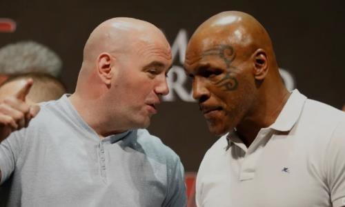 «Он сам мне сказал». Президент UFC раскрыл истинные планы Майка Тайсона по возвращению