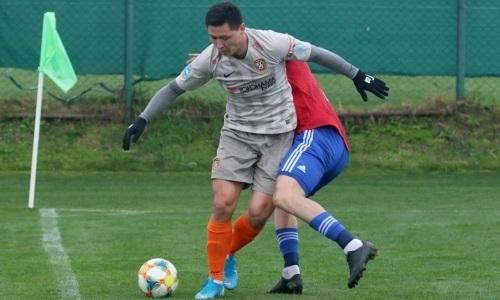 «Деньги не имеют значения». Футболист сборной Казахстана рассказал о желании попробовать свои силы в европейских чемпионатах
