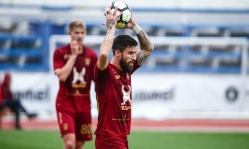 «Команду сильной не назовешь». Что привело бывшего игрока «Рубина» и «Партизана» в Казахстан