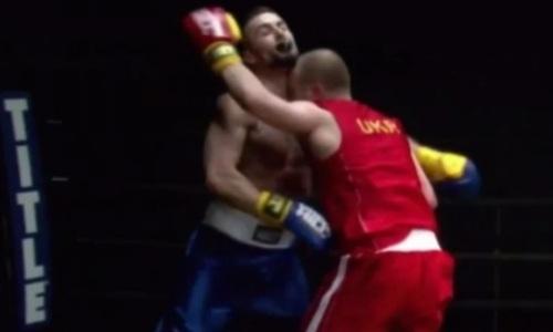 Видео боя бывшего футболиста казахстанского клуба против модели с неожиданным итогом
