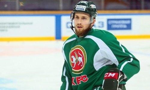 Клуб конференции «Барыса» в КХЛ продлил контракт с защитником