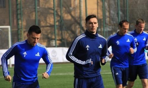 Балканские игроки «Астаны» отправились по домам