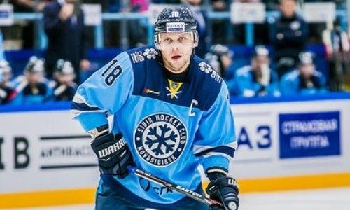 Хоккеист «Сибири» оценил шансы победить «Барыс» в несостоявшейся серии плей-офф КХЛ