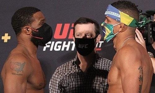 Прямая трансляция турнира UFC on ESPN 9 с главным боем Вудли — Бернс