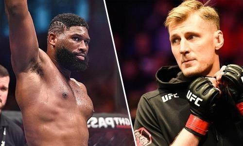 Бой русского «Драго» с «Бритвой» возглавит турнир UFC в Лас-Вегасе