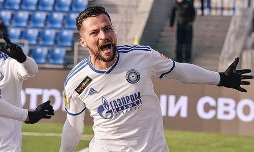 Клуб казахстанца в РПЛ официально объявил об уходе экс-форварда «Астаны» и голкипера