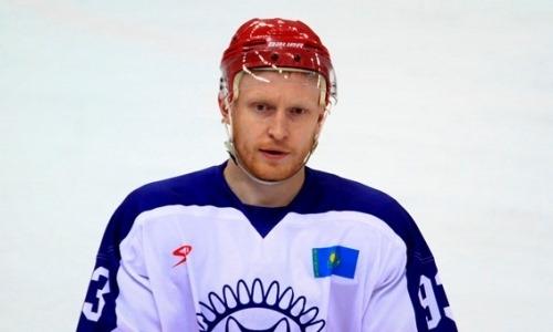 Российский нападающий перешел из клуба чемпионата Казахстана в команду ВХЛ