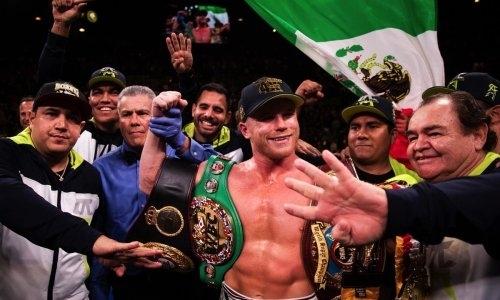 «Канело» передумал драться с чемпионом мира перед трилогией с Головкиным и нашел нового соперника