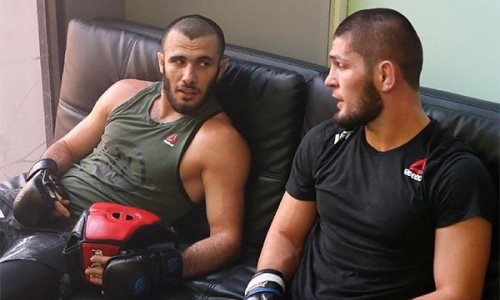 «Нейт от меня хапнул!» Друг Хабиба Нурмагомедова удивил деталями драки с братьями Диас
