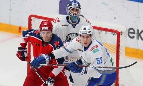 Фаворит не мог поверить. КХЛ показала крутой навык игрока «Барыса». Видео