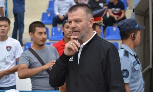 Зарубежное СМИ поведало о мучениях иностранного тренера в Казахстане