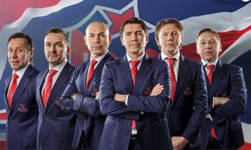 Бывший наставник «Барыса» из Казахстана продолжит работу в «золотом» тренерском штабе ЦСКА
