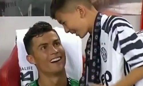 «Заставил гордиться весь Казахстан». 28-миллионный Instagram вспомнил забег юного фаната к Криштиану Роналду