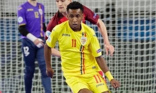 «Кайрат» подписал себе нового бразильского «забивалу» из европейской сборной