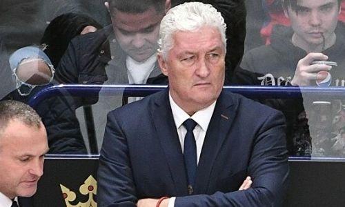 Милош Ржига ответил на вопросы о переговорах с «Барысом» и другими клубами КХЛ