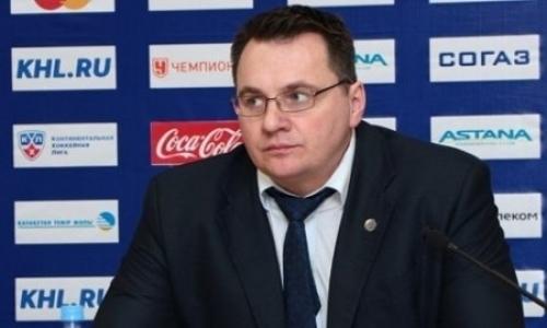 Экс-тренер «Барыса» ответил на резонансное высказывание хоккеиста НХЛ о России