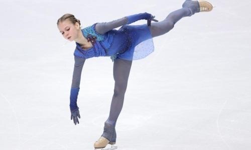 Российская фигуристка после ухода от тренера Турсынбаевой прыгнула четверной лутц. Видео