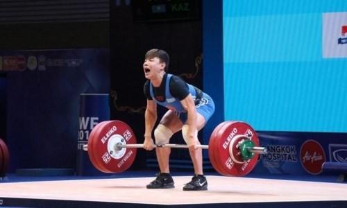Призер чемпионата мира сообщил об итогах конфликта с Федерацией тяжелой атлетики Казахстана