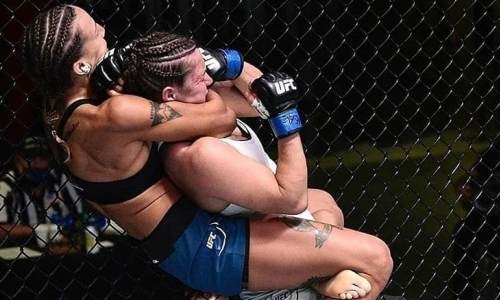«Агапова может подхватить волну, которая пошла вместе с победами Головкина». Григорий Стангрит оценил перспективы первой казахстанки в UFC