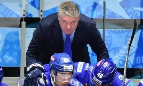 Новый главный тренер «Барыса» ответил на один из главных вопросов болельщиков