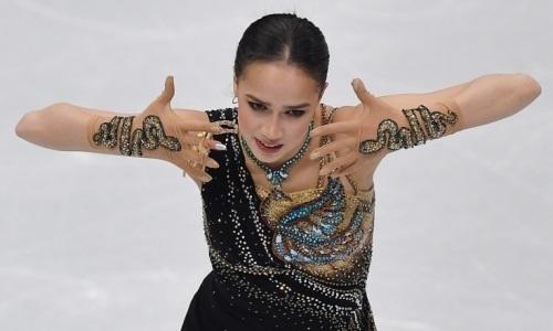Соперница Турсынбаевой из России выложила видео тренировки проката, с которым победила на Олимпиаде