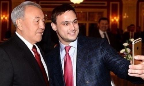 Илья Ильин рассказал историю добрых отношений с Нурсултаном Назарбаевым