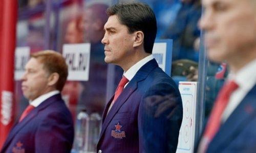 Нового наставника «Барыса» сравнили с главным тренером ЦСКА