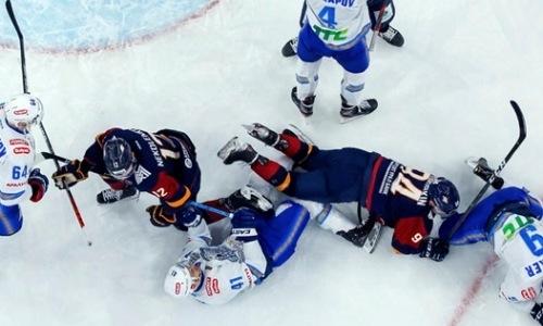 «Барыс» остался без предсезонного турнира перед новым сезоном в КХЛ