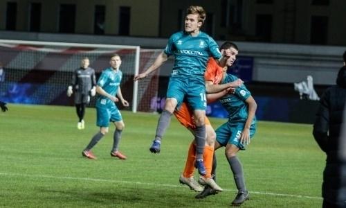 С левой положил в дальний угол. Видео третьего гола казахстанского футболиста в европейском клубе