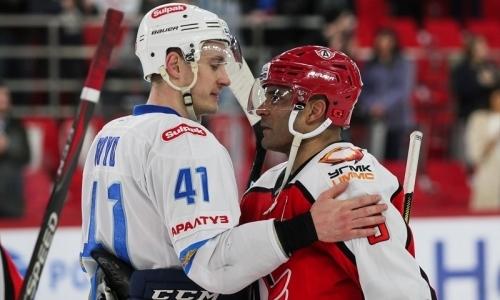«Гарантии есть». Озвучено будущее карьеры форварда сборной Казахстана в «Барысе»