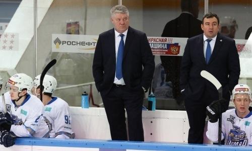 «Ни дня не работал». КХЛ оценила перспективы нового наставника «Барыса» и указала на определяющий фактор