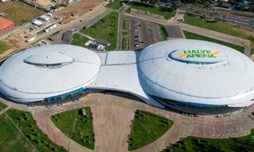 На спортивной арене Алматы организуют госпиталь для больных коронавирусом