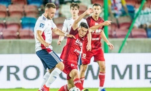 Польские СМИ оценили игру Георгия Жукова в победном матче «Вислы»