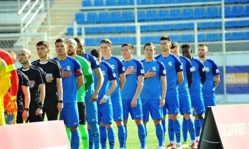 Команда КПЛ вылетела на первый матч после возобновления чемпионата не в полном составе