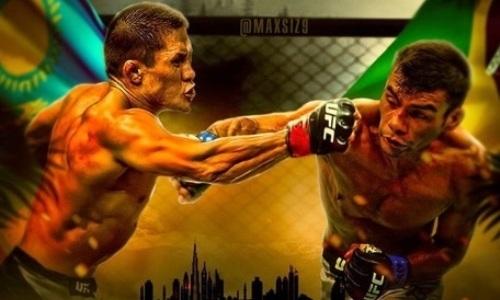Появилось официальное промо к турниру UFC 251 с дебютным боем Жалгаса Жумагулова