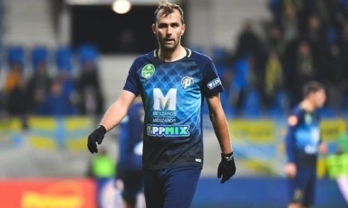 Экс-футболист «Кайрата» выиграл «бронзу» европейского чемпионата и попал в символическую сборную