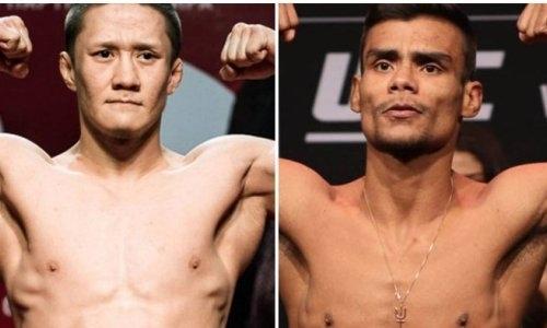 «Будет доминировать». Казахстанскому файтеру предрекают поражение в дебютном поединке в UFC