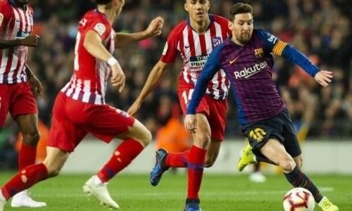 Прямая трансляция матча Ла Лиги «Барселона» — «Атлетико»